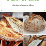5 Best Sourdough Bread Recipes for 2020 (Simple and Easy to Follow)