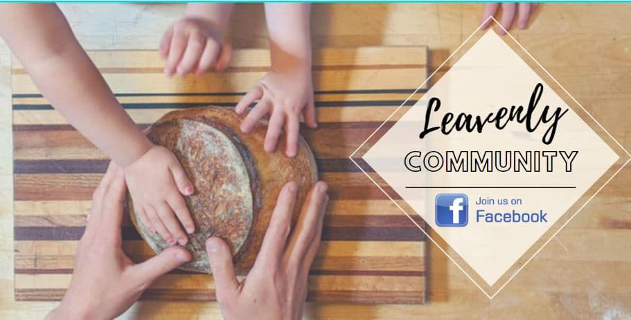 Leavenly Community Facebook Group
