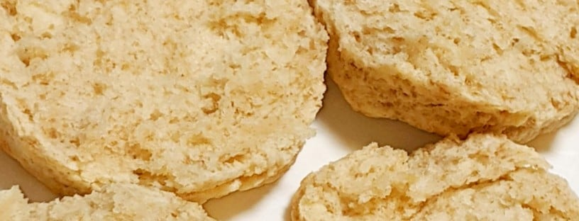 Sourdough Butter Biscuits