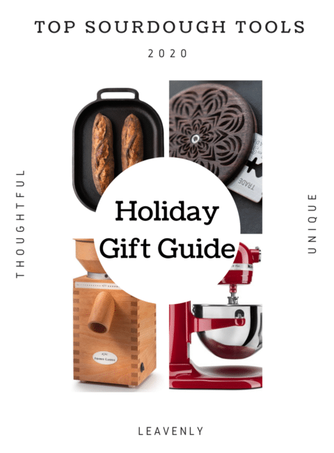 7 Best Gift Ideas for Sourdough Home Bakers (2020)