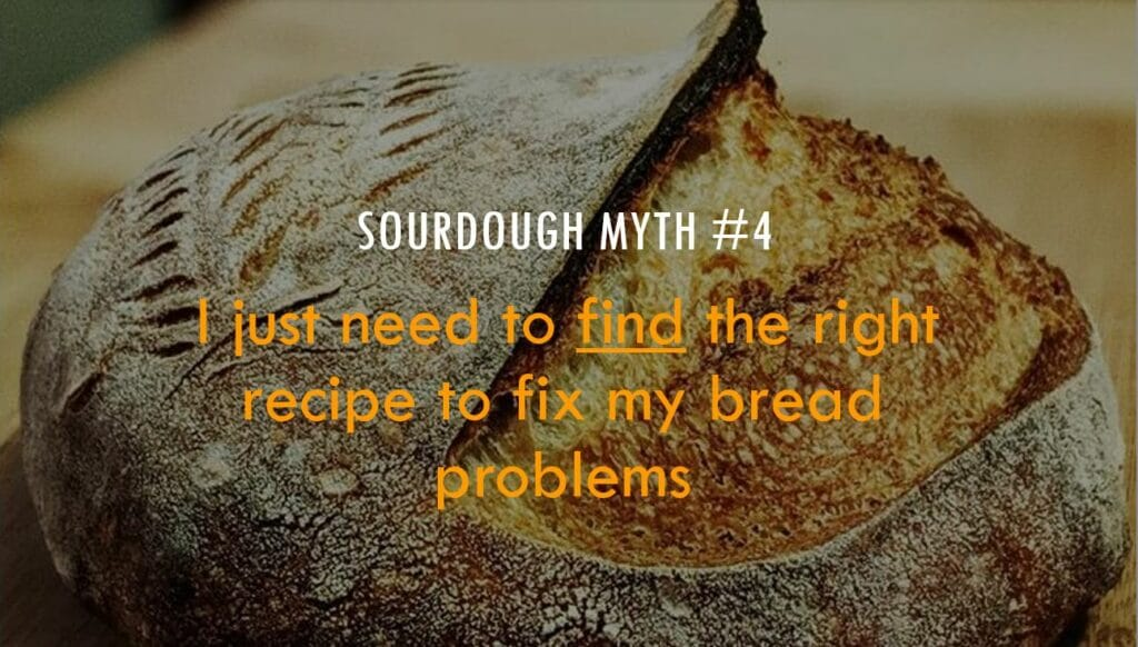 Talking about sourdough myths related to sourdough common challenges